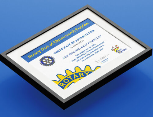 Proudly supporting Rotary Club of Christchurch Sunrise Community